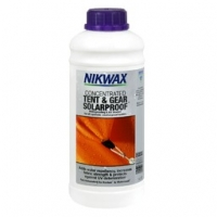 Средство для снаряжения Nikwax Tent and Gear Solarproof Concentrated 1 L